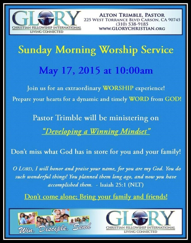 Sunday Morning_5-17-2015
