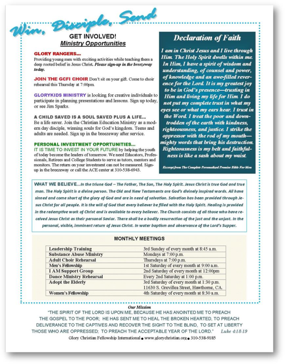 Weekly Bulletin - 6-28-15 2