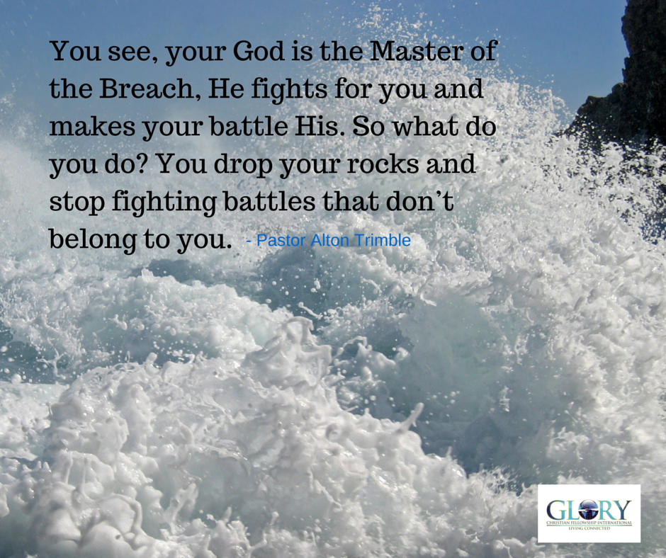 The Master Of The Breakthrough