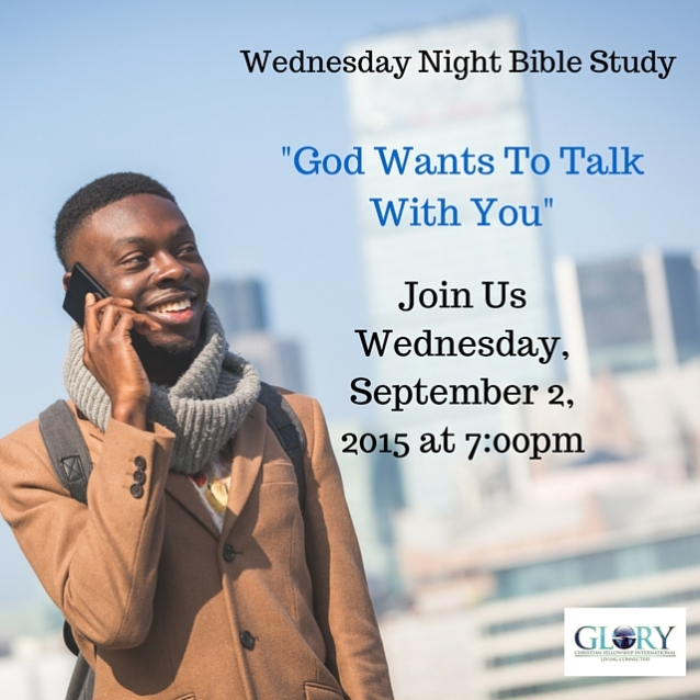 God Wants To Talk With You - Final