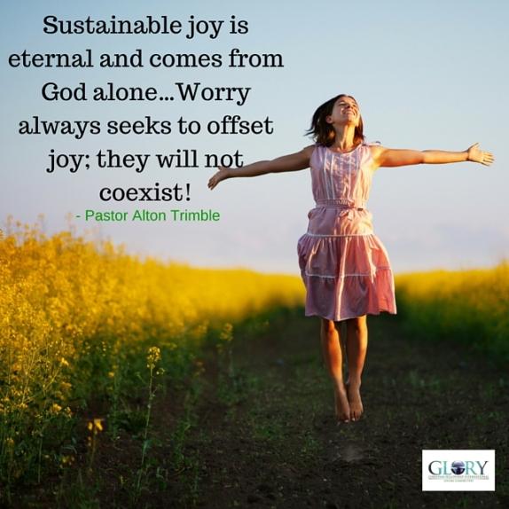 God's Joy Is Your Strength