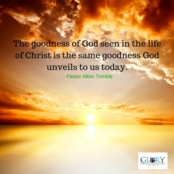 See The Goodness of God