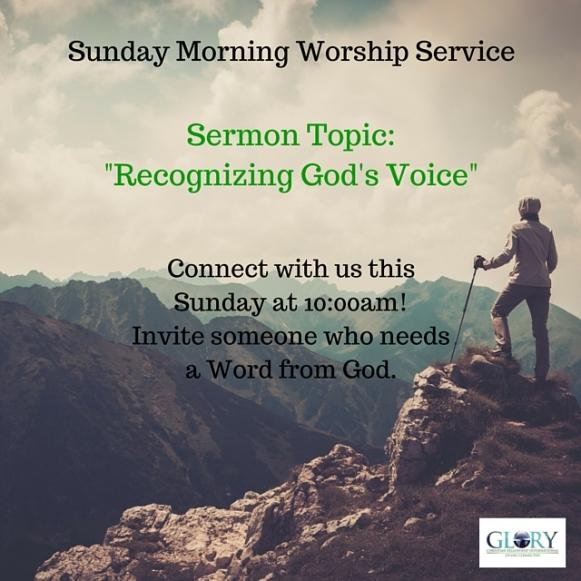 Sunday Morning Worship Service 9-6-15 2