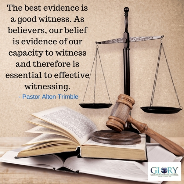 The Principle of Divine Evidence