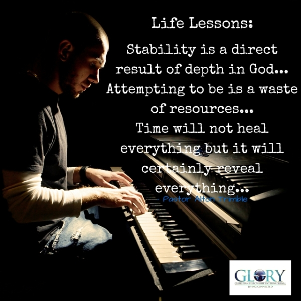 Lessons in the Key of Life