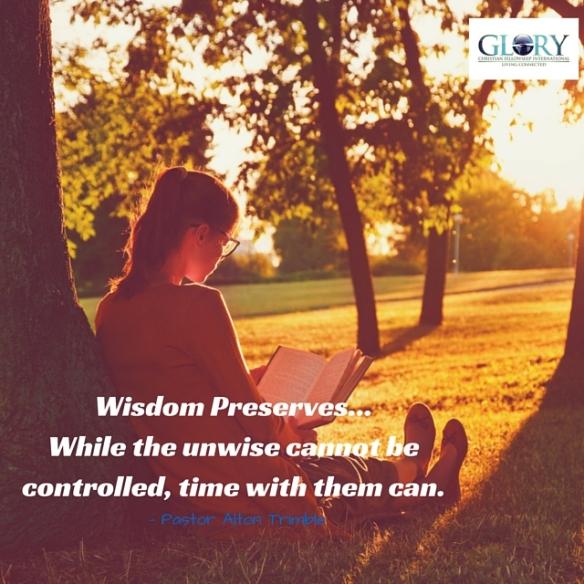 Wisdom Preserves