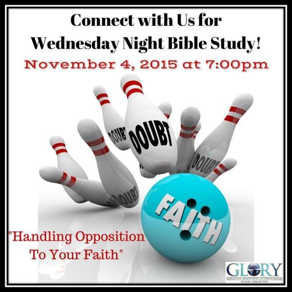 11.4.15 Bible study