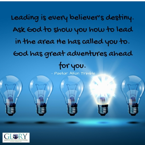 Every Believer is a Born Leader