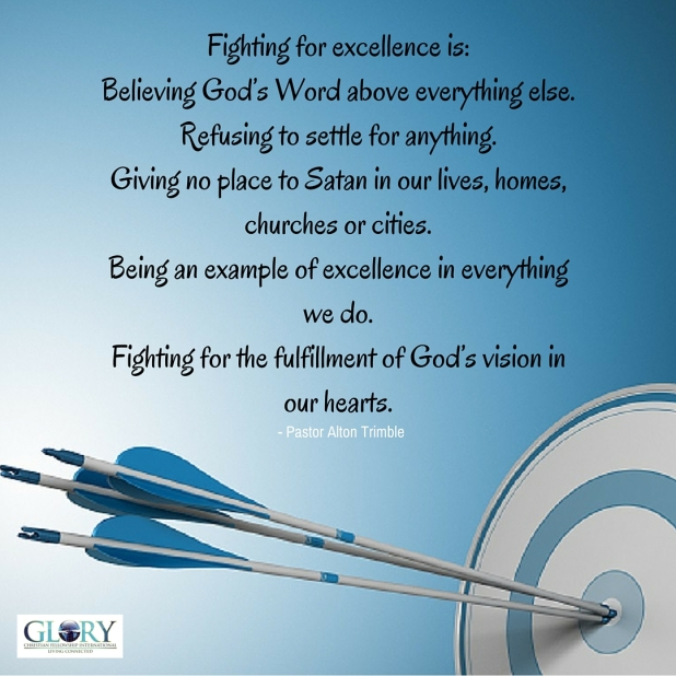 Fight For Excellence 2