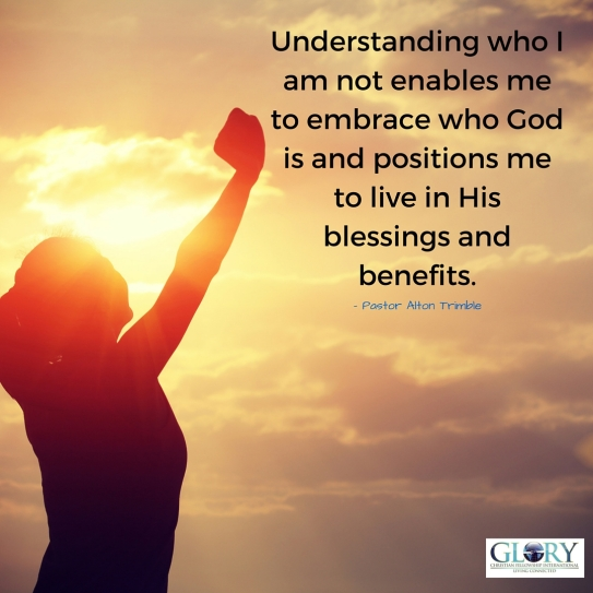 Living in God's Blessings and Benefits