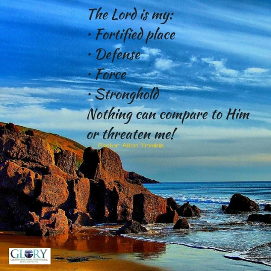 The Lord Is My Everything!