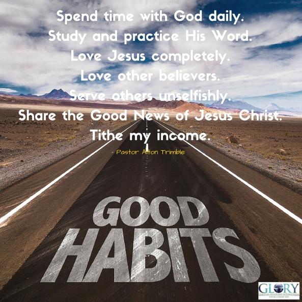 Habits That Enable Spiritual Growth