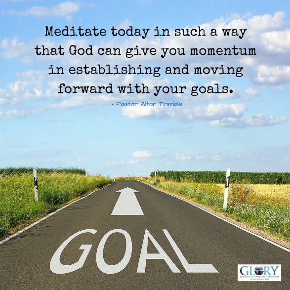 The Importance of Setting Goals!