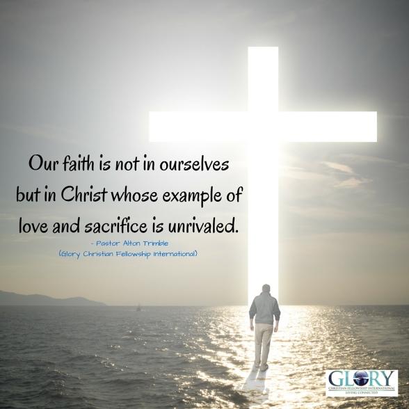 Death That Produces Faith
