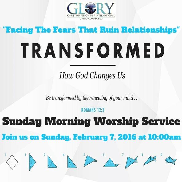 Sunday Service 2.7.16