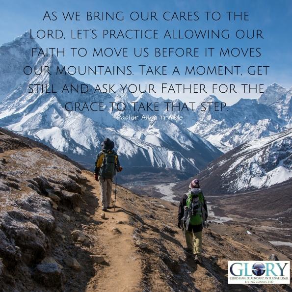 Faith That Moves Mountains!