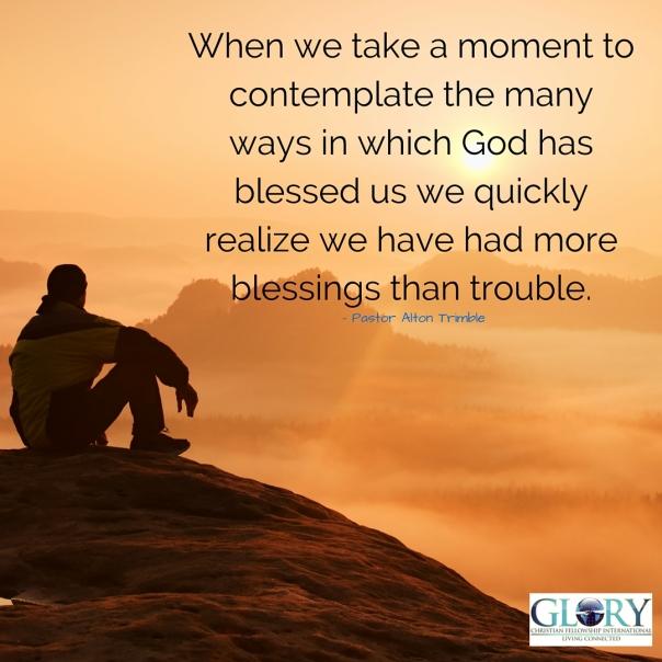 Troubles Don't Last!