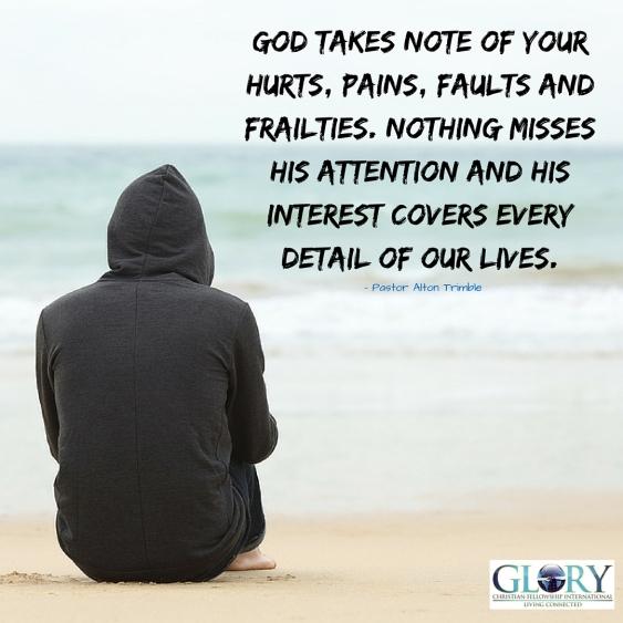 Feeding From God's Goodness!