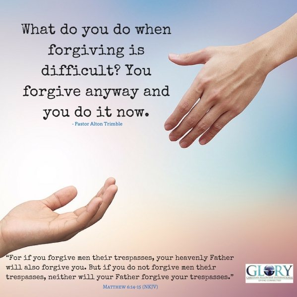 When Forgiving Is Difficult2