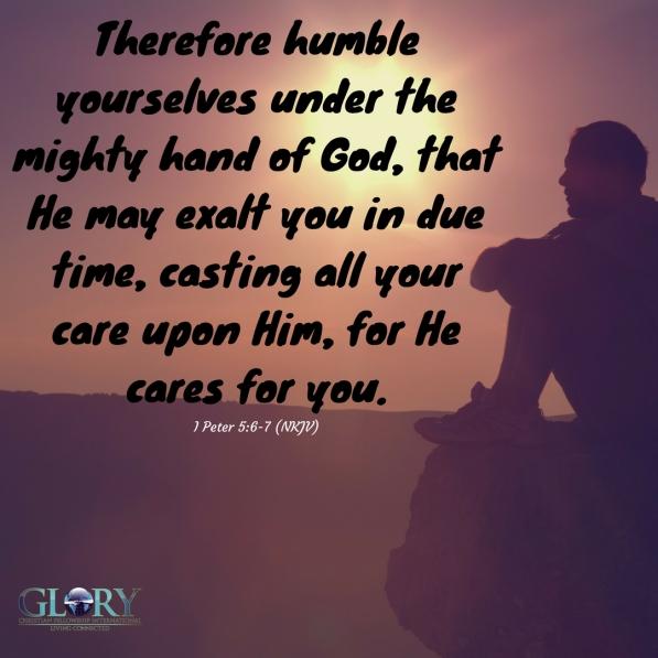 God Cares!
