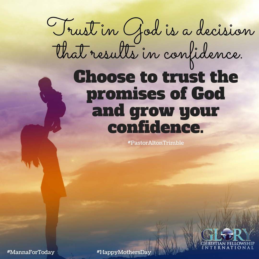how to build confidence in god